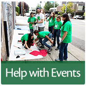 Support 4-H'ers as they plan and excute activities & events.