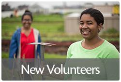 Go to New Volunteers